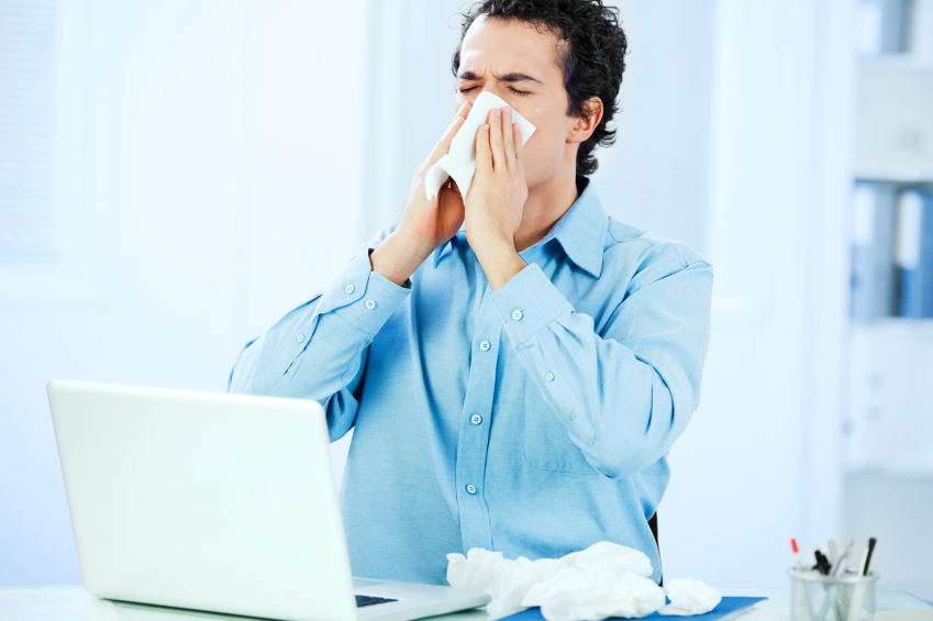 Slowing The Spread Of The Office Flu Smcleanzine
